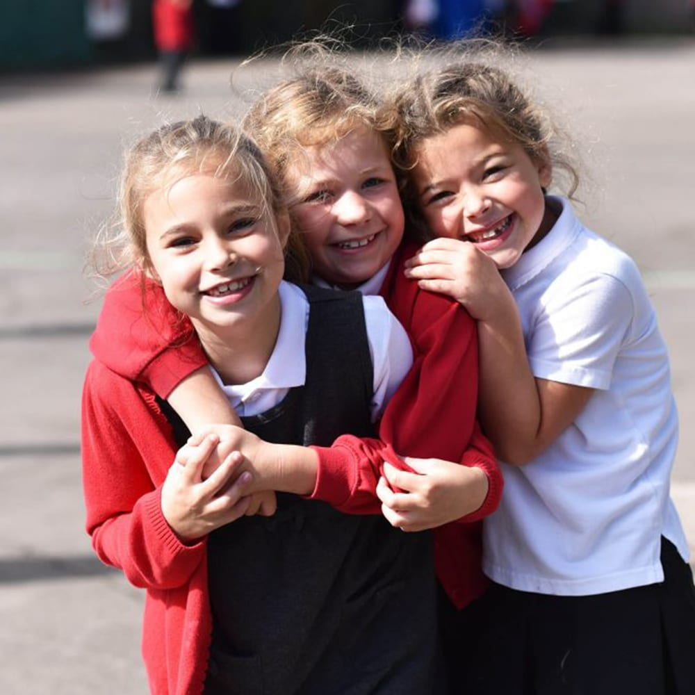 New school website design for Corsham Regis Primary Academy