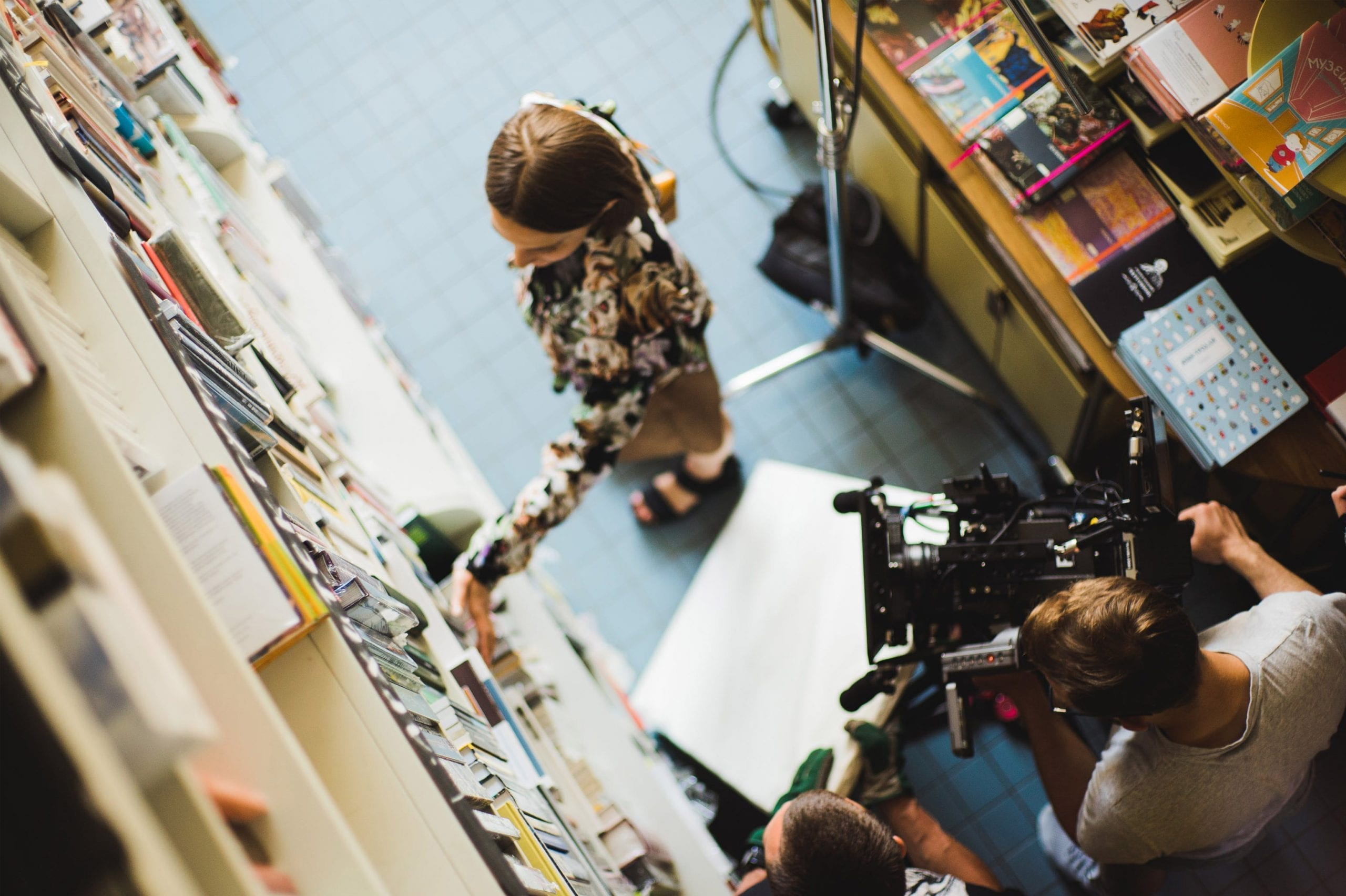 Primary School video tours and video production