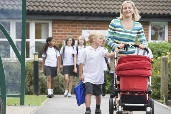 Mobile responsive website design for Shepton Mallet Infants School website design