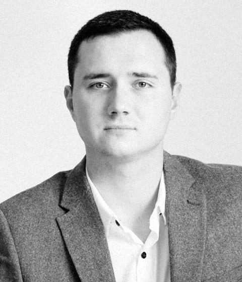Vlad manages software development for Content Caretaker