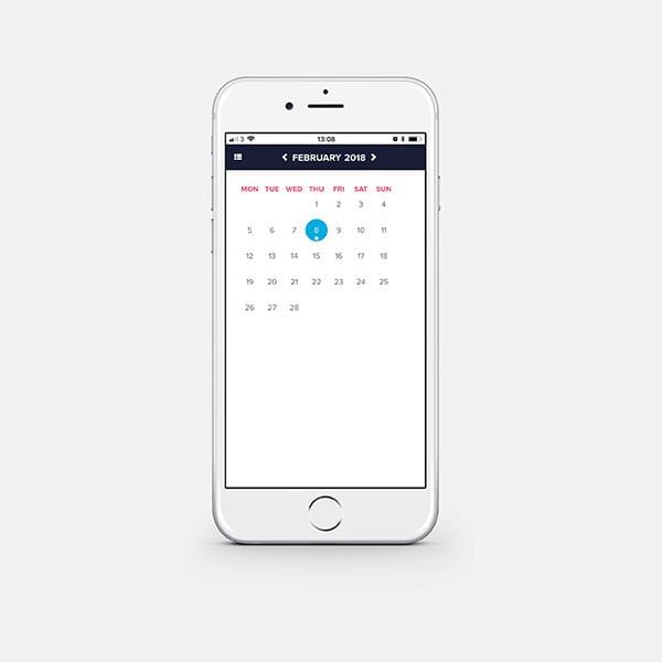 Parental web app by Content Caretaker