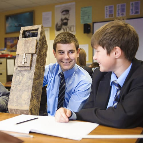 We offer school photography for websites and prospectus