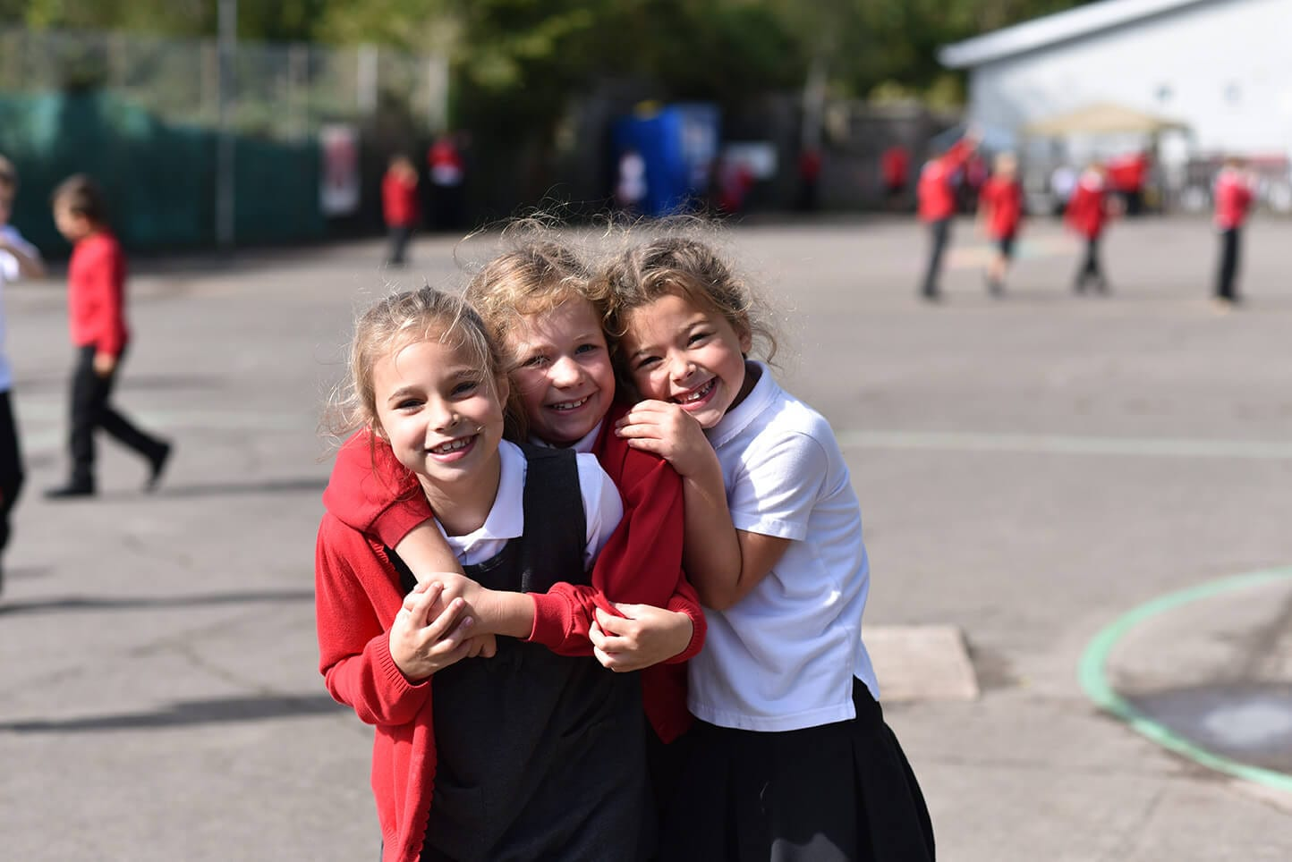 New school website design for Corsham Regis Primary Academy